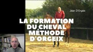 La formation du cheval méthode d'orgeix